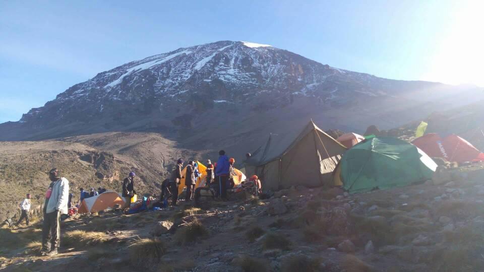 kilimanjaro climbing tour