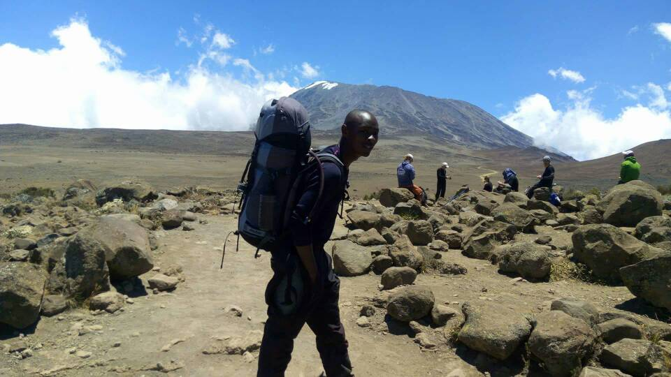 marangu route kilimanjaro climb