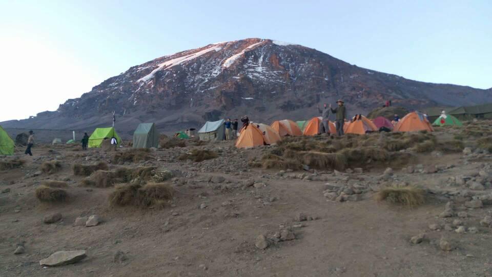 kilimanjaro climb - Tanzania