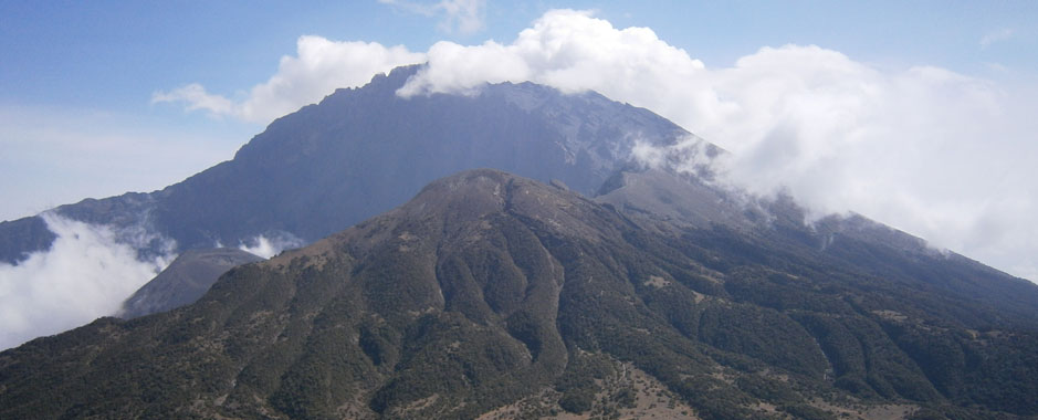 Mt. Meru Trekking