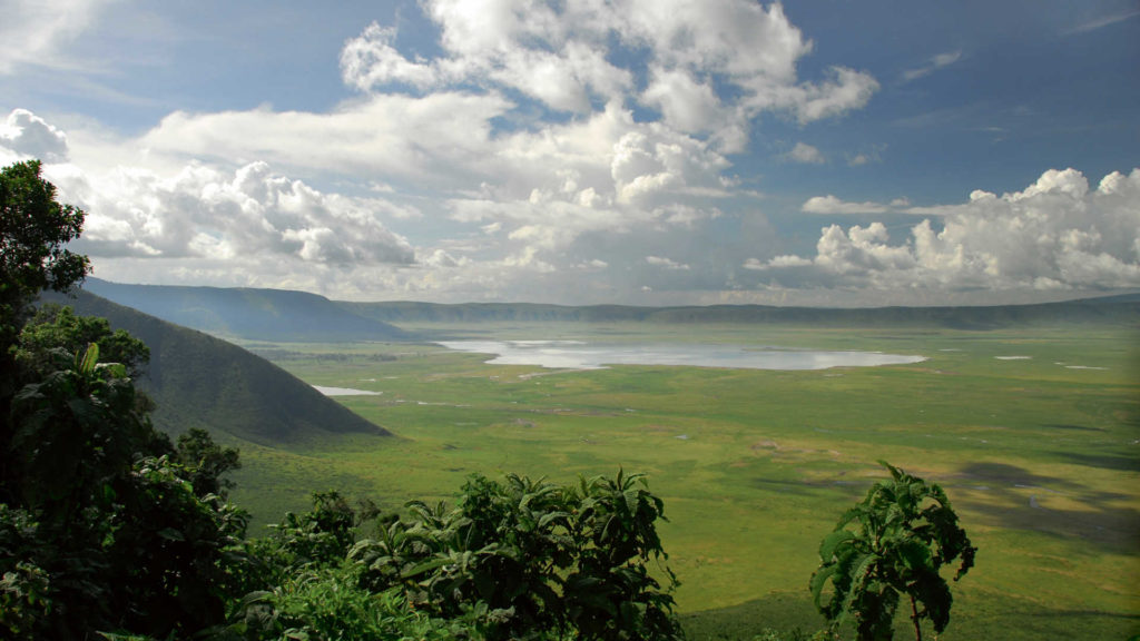 Day Trip to Ngorongoro crater