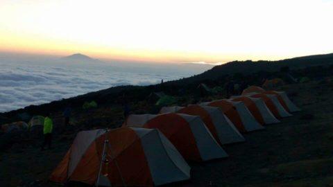 climb mount kilimanja Tanzania
